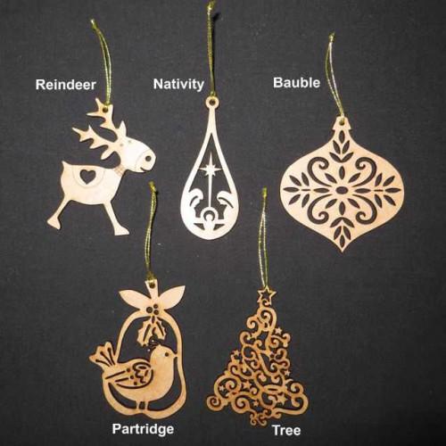 Christmas 2015 Ornaments