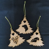 Pet Christmas Tree Decorations