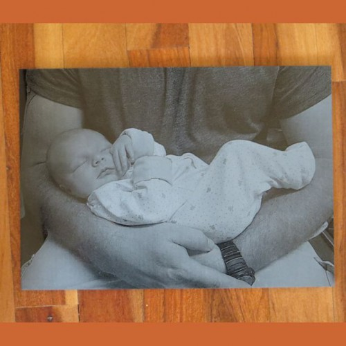 Photo Engraved Acrylic