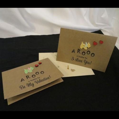 Aroo Cards