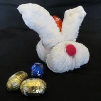 Facecloth Bunny 2