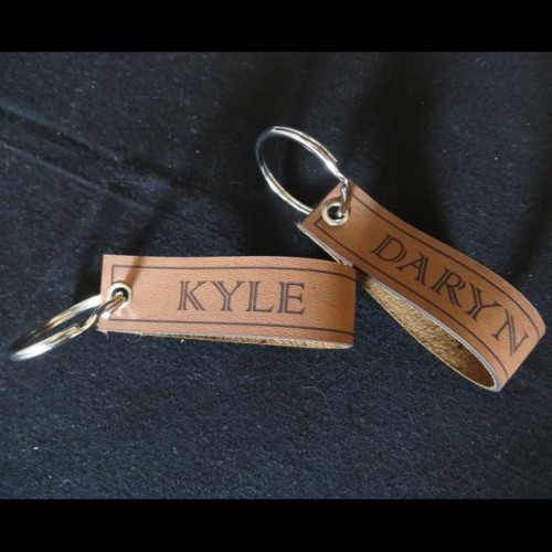 Name Keyrings