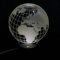 Globe white light
