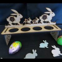Bunny 4 egg stand1