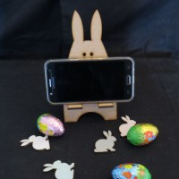 Bunny Mobile Phone Stand 1