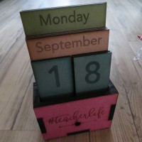 Teacherlife Perpetual Calendar