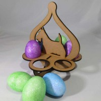 Scottie 6 Egg Holder