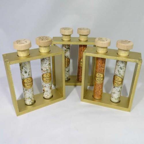 Salt Test Tubes