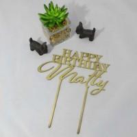 Happy Birthday personal 1