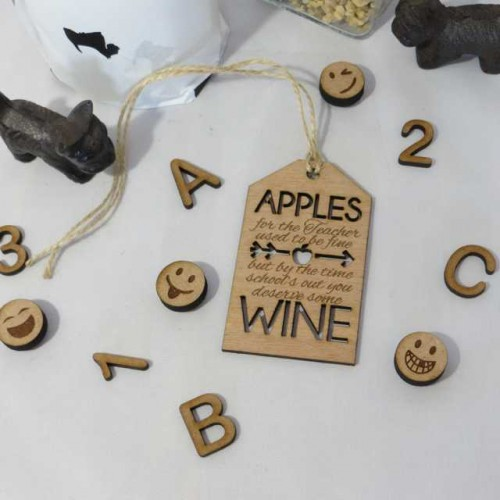 Wine tag 2