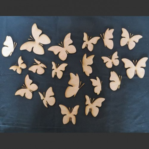 Ply Butterfly Decals