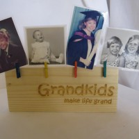 Grandkids Picture Holder