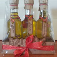 Infused Olive Oil Gift set