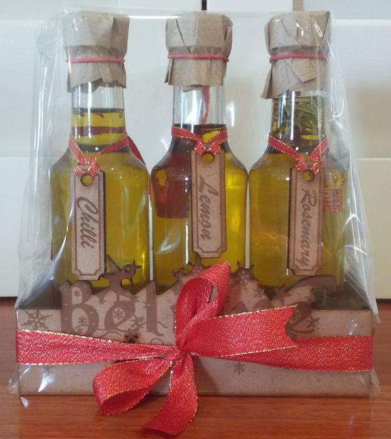 Infused Olive Oil Gift set