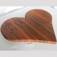 Heart Shaped Board