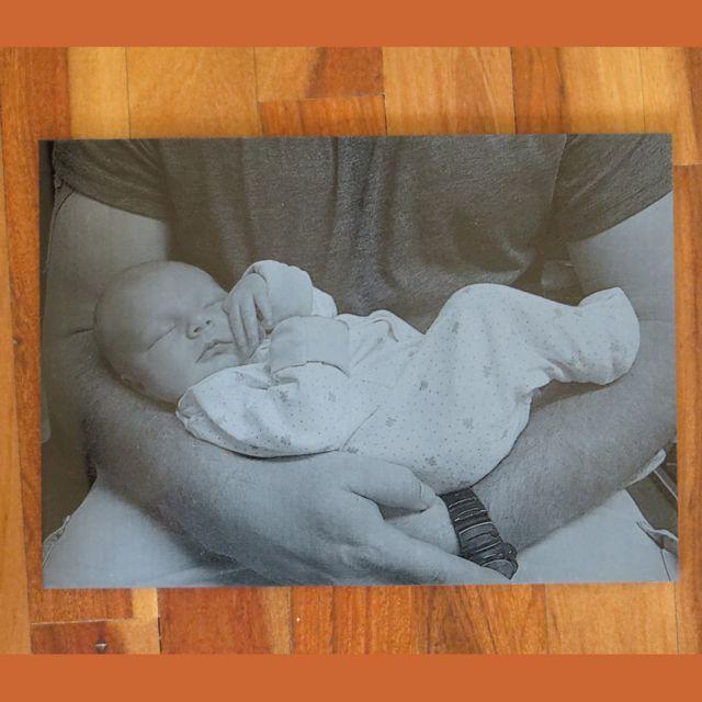 Photo Engraved Acrylic