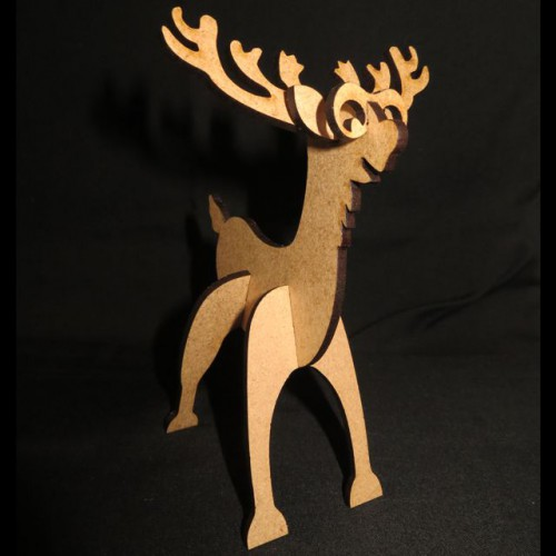 Reindeer Table Decoration