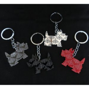 Scottie Keyrings