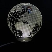Globe white light