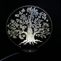 Tree of White Light