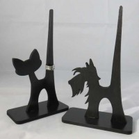 Ring Holder Cat and Dog