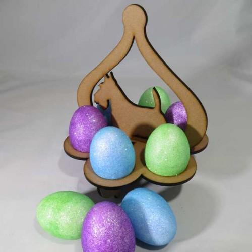 Scottie 6 Egg Holder 2