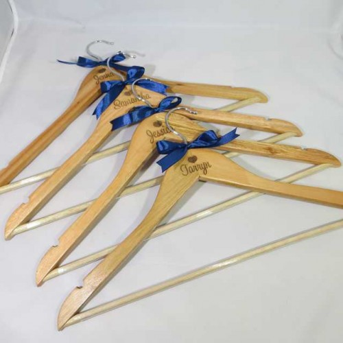 Wedding party Hangers