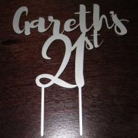 Gareth 21st